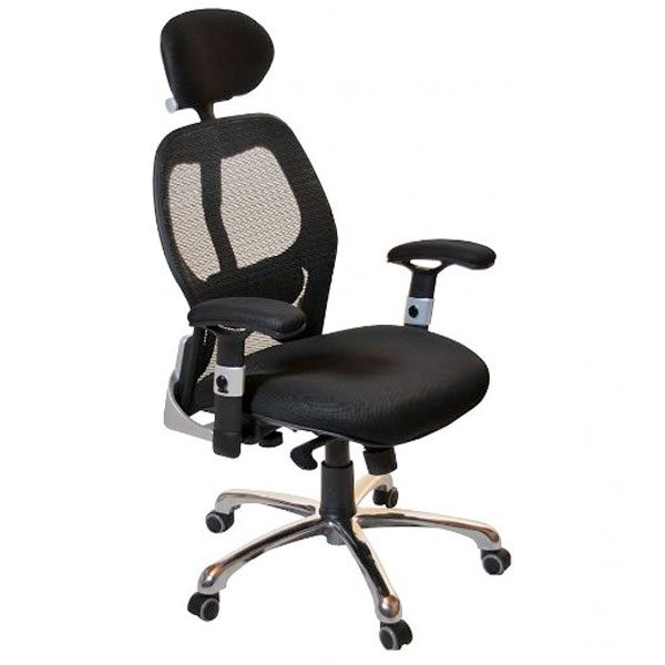Ergo Executive High Back Mesh Office Chair Eliza Tinsley Office Chairs